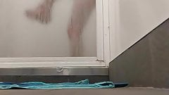 Coed shower porn
