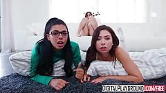 XXX Porn video - Slumber Party Abella Danger Gina Valentina