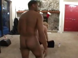 Christmas swinger party with fun fucking
