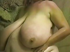 Big and Saggy Titties (Jerk Off Challenge)