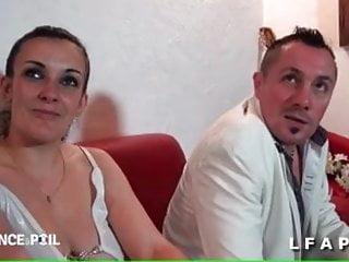 Casting porno d un couple francais de Lyon