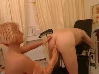 femdom Anal free porn examination