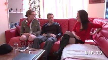 Casting couch of a french student anal fucked and plugged