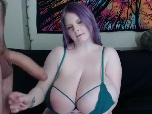 The massive titty god