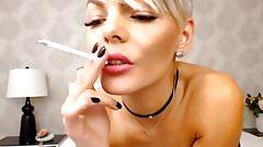 Smoking Babe