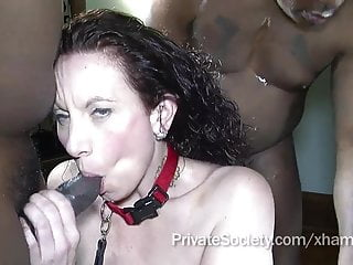 Clubbing naked - The private society gangbang club for lonely housewives