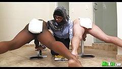 Cock Scientist Mia Khalifa's Thumb