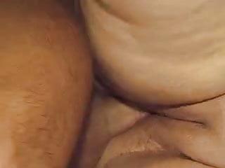 Up close ssbbw pussy feeding