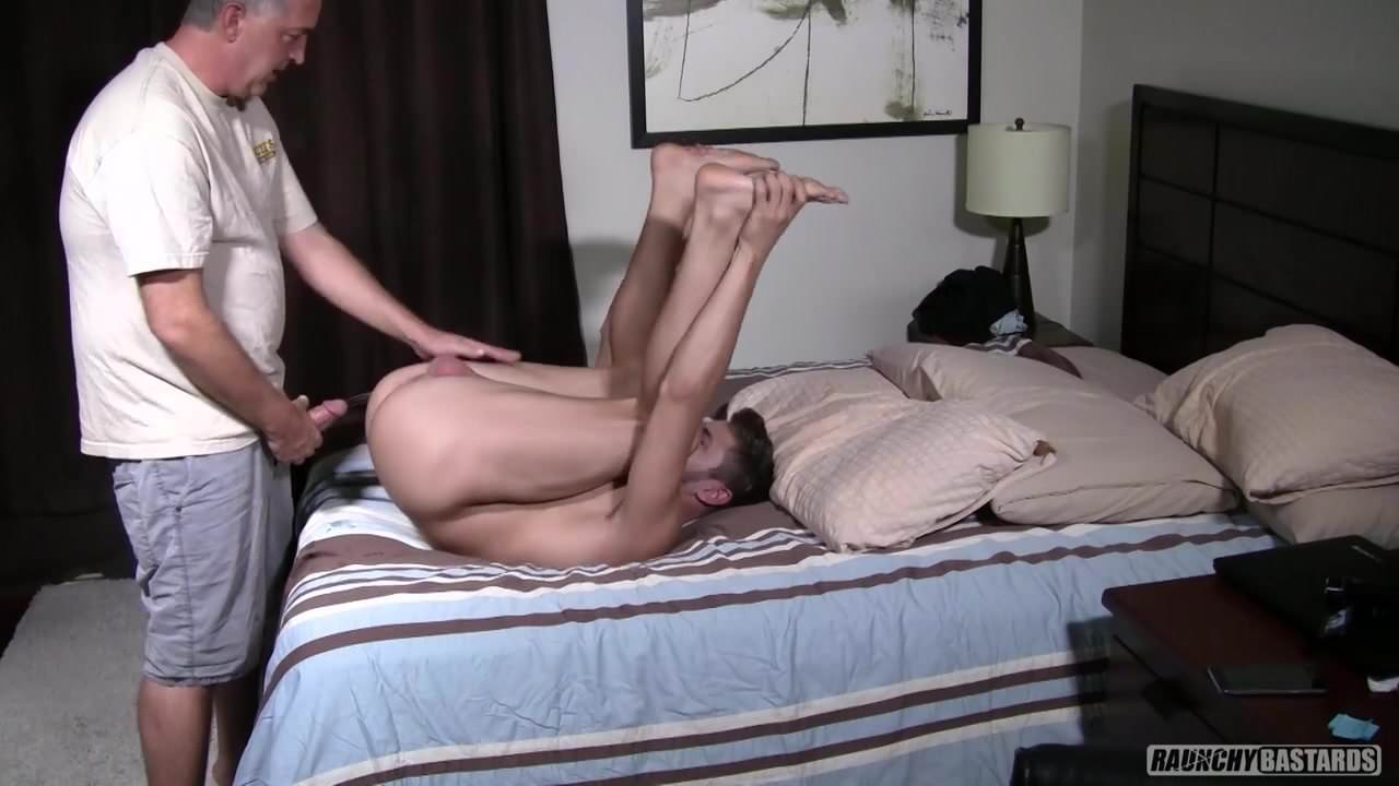 Real Straight Jock Gets First Assfuck