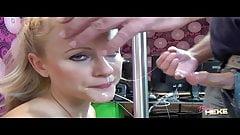 BlondeHexe - extrem Deepthroat