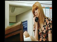 Real Redhead Jane Asher Nude and Hairy