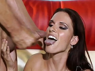 Jennifer Fucks and Takes some Cum from her Employee!