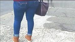 Denim Jean Latina Walk