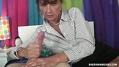 Morning Milf Handjob