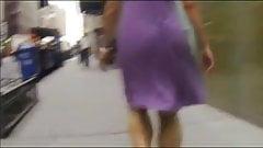DRESS ASS VIOLETA
