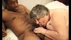 GrandmaLibby loves black cock