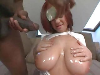 Big Natural Boobs Readhead Girls Gets A Bbc