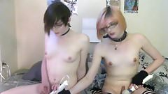 Two traps couple cam
