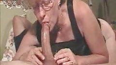 Deepthroat Granny