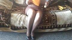 Rina Foxxy The Secretary