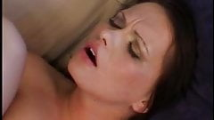 Stiff dick ravages her tight ass