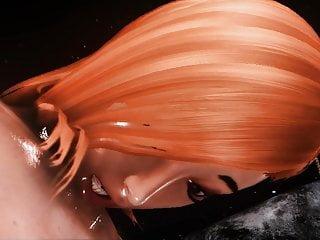 3D Hentai Beauties Sexy Bitch Futa x She-Hulk