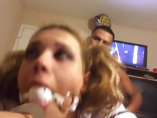 Amateur Stepdaughter Fuck