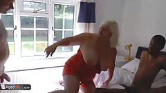 AgedLovE Famous Busty Matures Hardcore Groupsex
