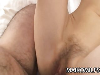 Yukie Matsui - JAV Mature Sexing A Young Penis