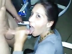 Beautiful Experienced MILF Being Shared with Young Guy