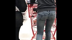 Skinny Girl with Awesome Ass