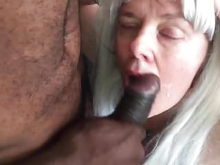 He fucks meand feeds me his cum