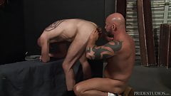 MenOver30 Shy DILF Likes It Raw!