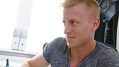 sexy czech blonde casting