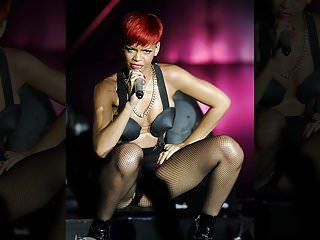 shot Rihanna pussy