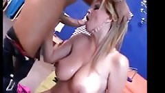 Hot Babe with Big Tits Gets What She Needs