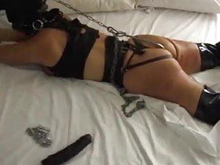 Punishing my slave