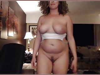 Curly MILF