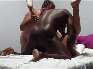 Mature Woman With Great Body Fucking A Bbc Hubby Helps