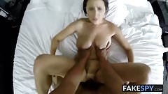 Big titted slut riding a cockj
