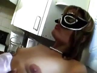 hubby help and clean his wife fucked by BBC (cuckold)