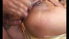 Dirty Asian MILF with massive hooters