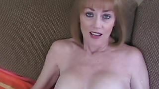 Fucking Granny On The Couch Is Naughty Fun