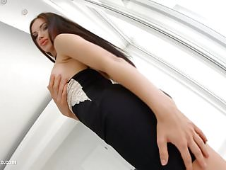 Gonzo style anal with hot Sasha Rose by Ass Traffic