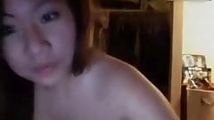 Asian Teen Fucks Boyfriend on