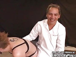 Electricity Play BDSM Fuck Sluts OUTTAKES