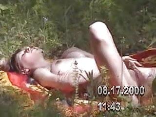 nude park masterbation pt1