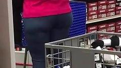Big Booty Mexican VPL