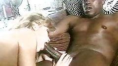 Blonde hotwife fucks BBC bull gets facial KOLI