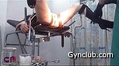 Hard gyno exam